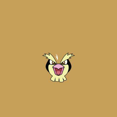 Kartun Karakter Pikachu Pidgey