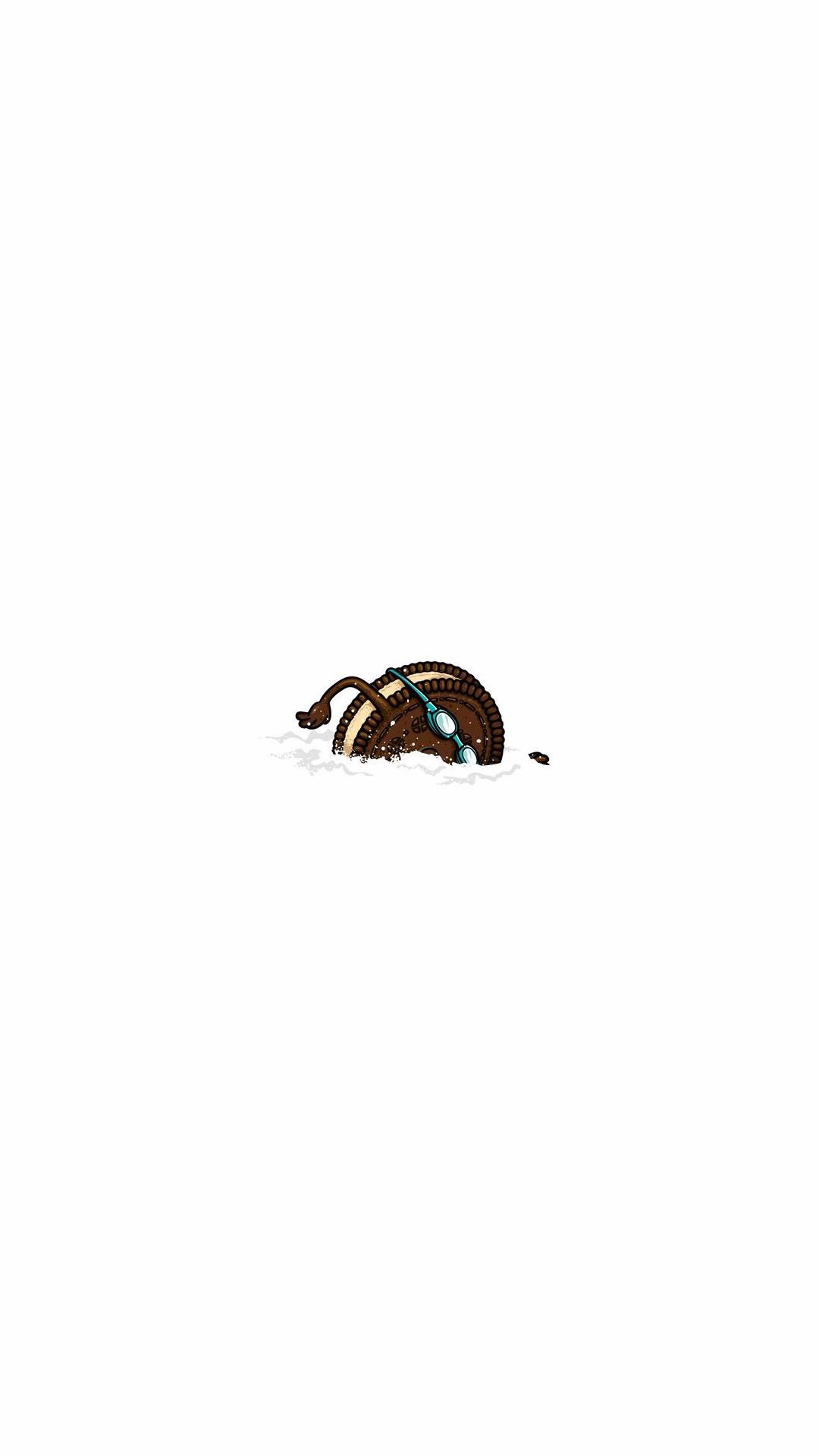 Kartun Oreo Biskuit