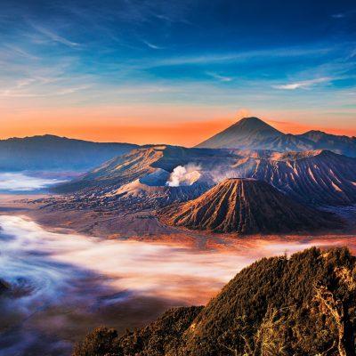 Pemandangan Alam Indonesia Gunung Bromo
