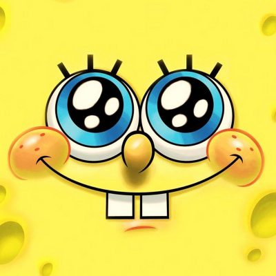 wallpapers lucu kartun spongebob