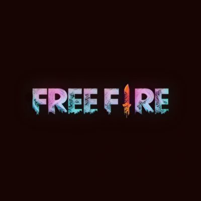 gambar tulisan free fire logo
