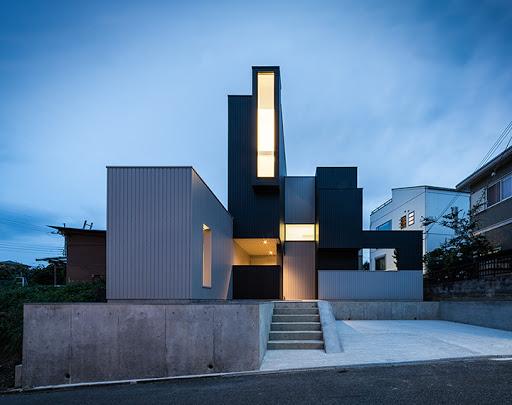 Arsitektur Rumah jepang Minimalis Modern