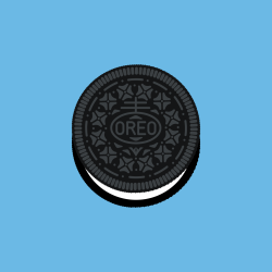 Oreo Coklat