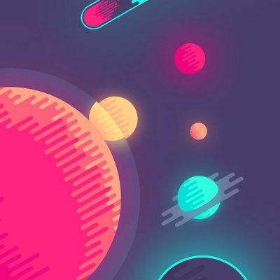 gambar luar angkasa android