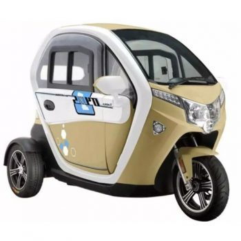 kendaraan roda tiga mobil