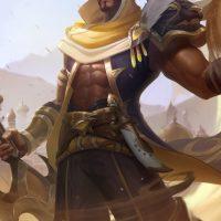 Khaleed Prince of Sand Skin