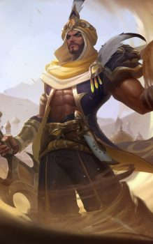 khaleed Prince of Sand skin ml