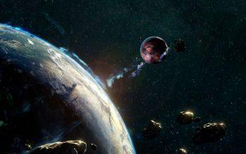 asteroid meteorite