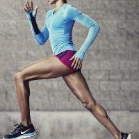 Orang Olahraga Lari Perempuan