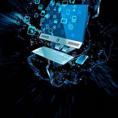 teknologi informasi sosial media