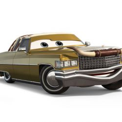 Film Cars 3 Tex Dinoco