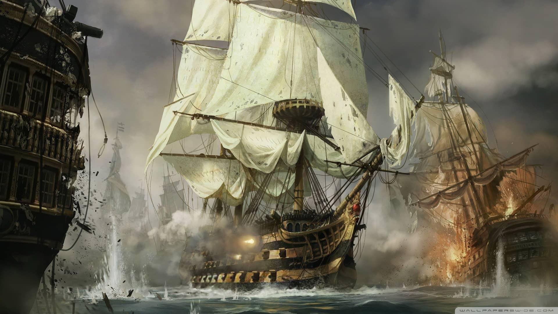 Age Of Empires Kapal Perang