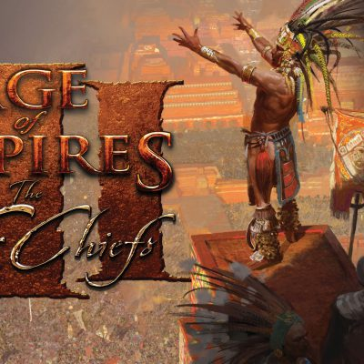 age of empires the warchiefs wallpaper