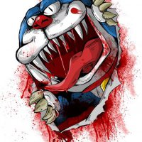 Kartun Doraemon Seram Banget