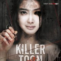 Poster Film Horror Killer Toon