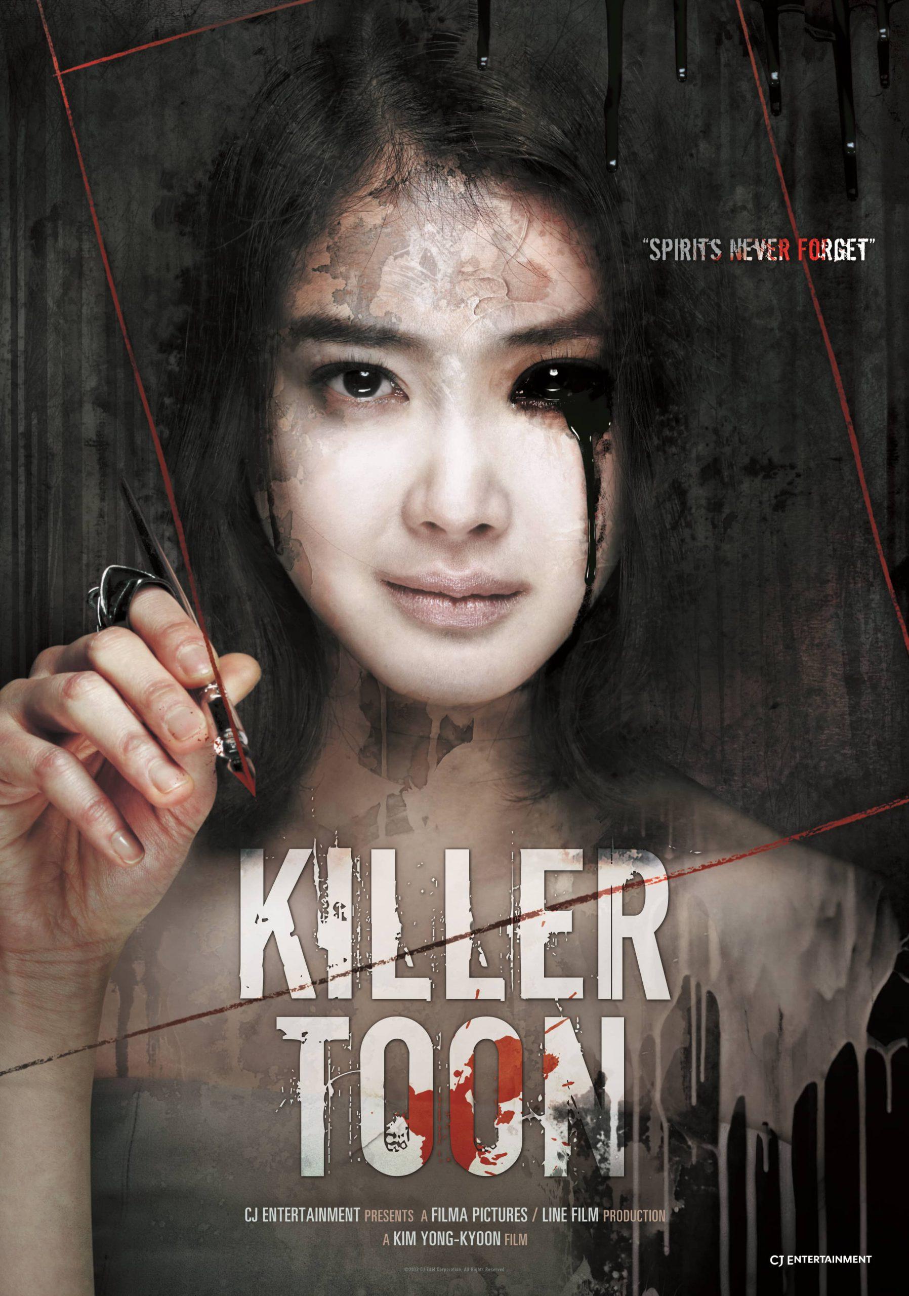 Poster Film Horror Killer Toon