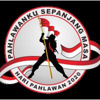 Logo Hari Pahlawan 2020 Format PNG