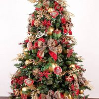 Pohon Natal Unik 2020