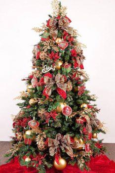 pohon natal unik