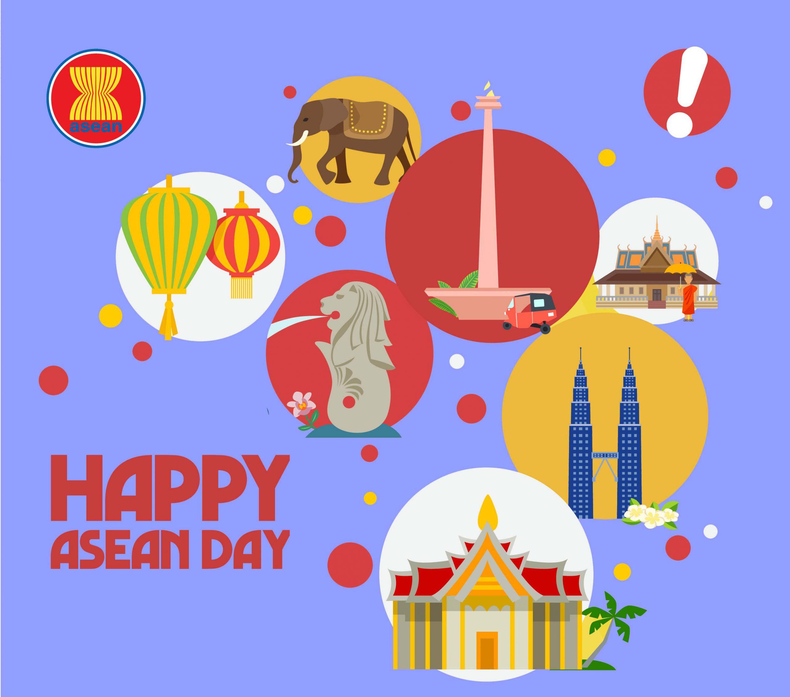 Ucapan Hari Ulang Tahun ASEAN 2021