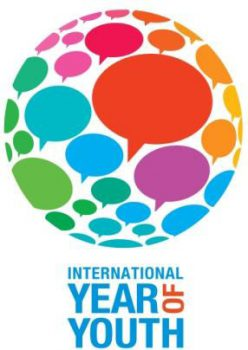 Logo Hari Remaja Internasional