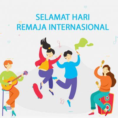 Ucapan Hari Remaja Internasional