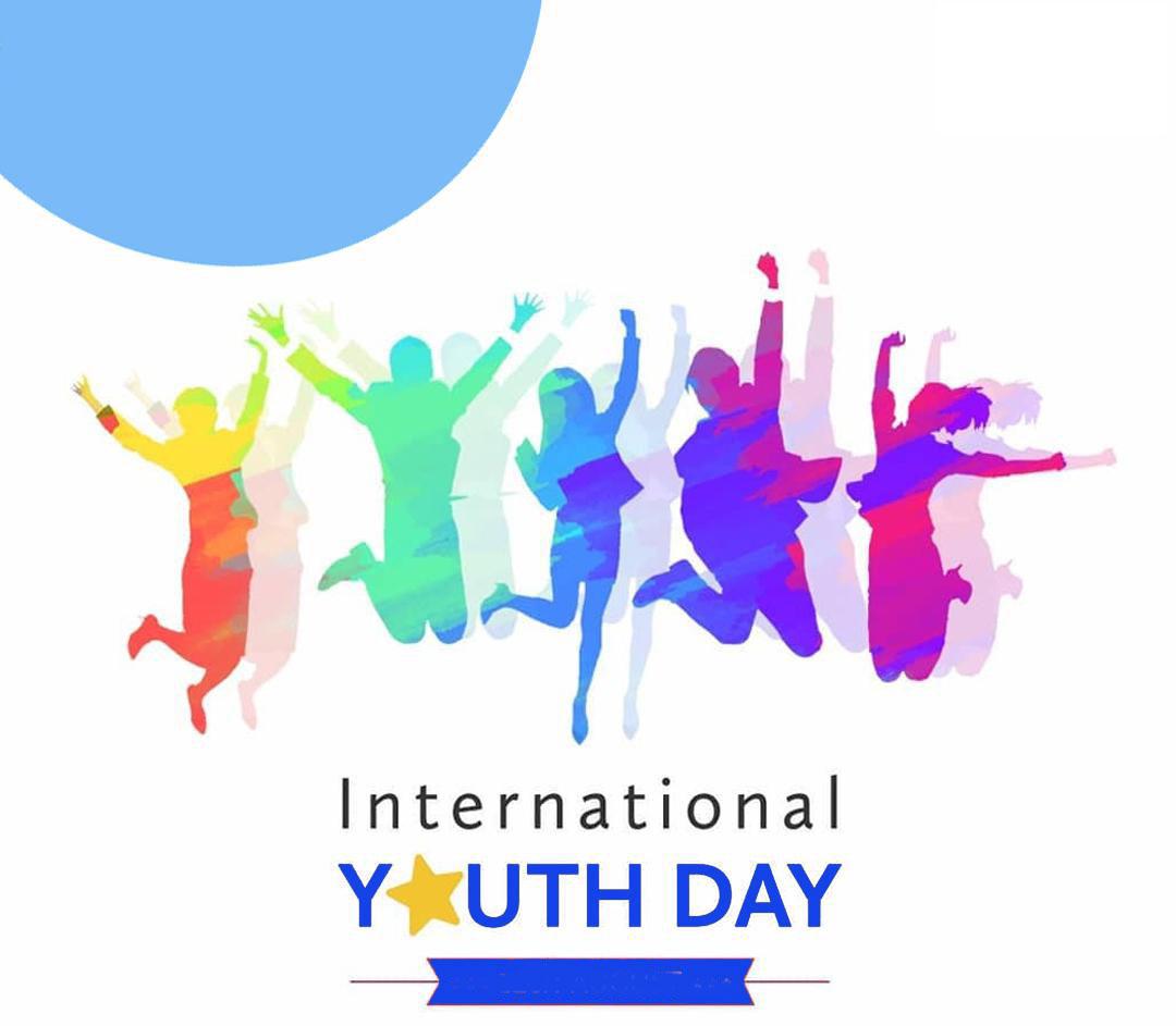 Poster Hari Remaja Internasional 2021