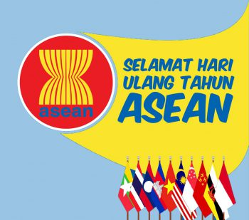 poster Hari Ulang Tahun ASEAN