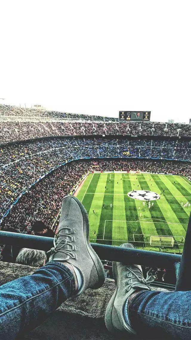 Nonton Bola Di Stadion