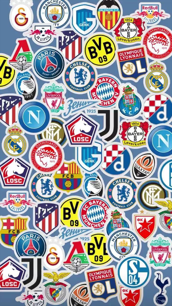 Logo Klub Liga Champions