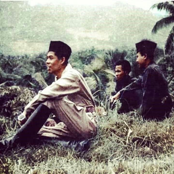 Foto Langka Jendral Sudirman