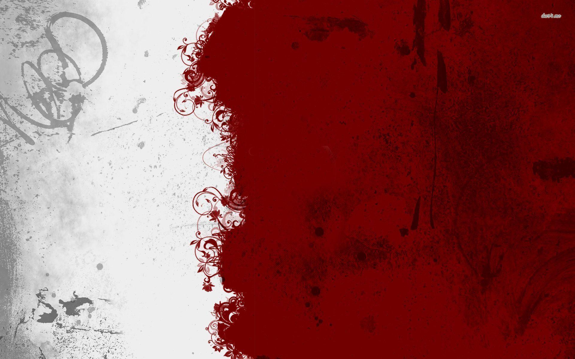 Background Merah Putih Keren HD Grunge