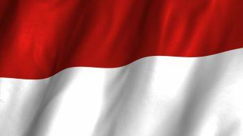 Wallpaper bendera Merah Putih