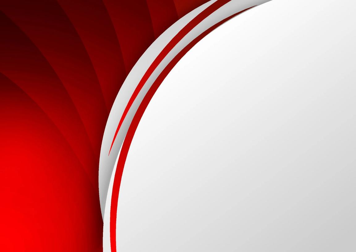 Background Merah Putih Keren Garis lengkung Abstrak