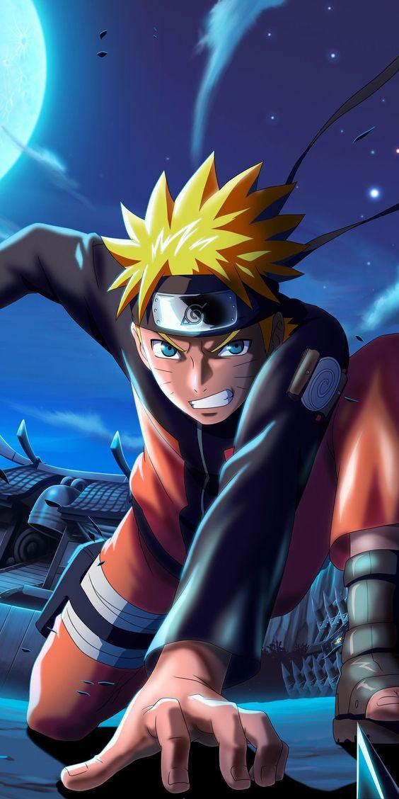 Gambar Keren Anime Naruto Android & iPhone Wallpaper