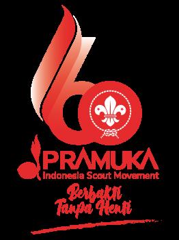 lambang ogo 60 tahun Pramuka 2021 png