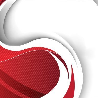 latar belakang background merah putih abstrak curved